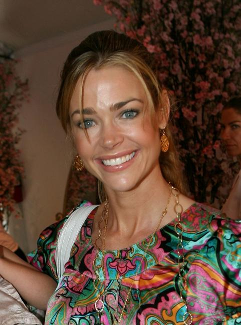 Denise Richards at the Kidada Jones Disney Couture party.